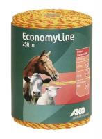 EconomyLine Weidezaunlitze - lange Zaunlänge