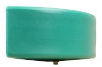 Halbrunder Futtertrog Modell 212