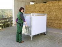 Kälberbox groß | 1 bis 3 Stück