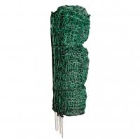Ellofence Weidezaun Starterset mit Weidezaunnetz zur Reiherabwehr und Teichabsicherung