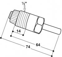 Stiftventil Mod. 1177