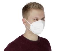 Atemschutzmaske FFP2 NR ohne Ausatemventil