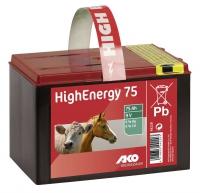 AKO High Energy Saline 9V Trockenbatterie