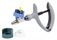 HSW ECO-MATIC® Universaladapter und Luer Lock Ansatz
