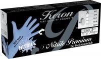 Keron Einmalhandschuhe Nitrile Premium