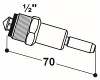 Stiftventil Mod. 1182