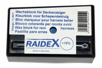 RAIDEX Wachsblock