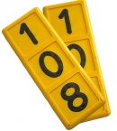 Markierungsnummern - 3 stellig (2St.)