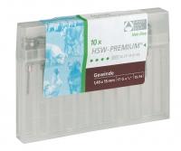 HSW-PREMIUM® Kanülen mit Gewindeansatz 10er Pack