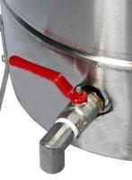 Kälbermilchmixer 90 Liter mit Fußbefestigung