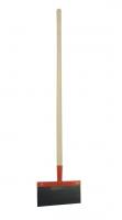 Stoßscharre mit Stiel 30 cm